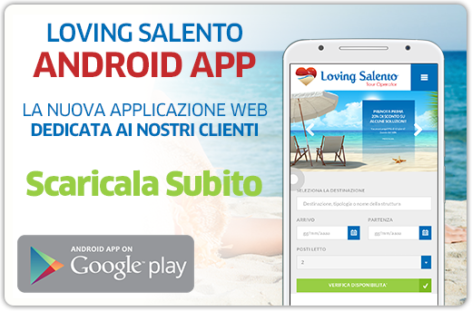 Loving Salento Android Application